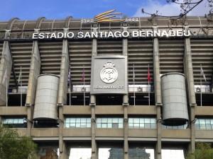 Santiago Bernabeu Madrid